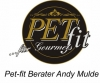 Logo PET-fit Tiernahrung Beartung Sonja & Andy Mulde