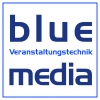 Logo blue media event GmbH