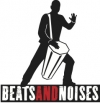 Logo beats and noises - percussion band