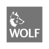 Logo Lutz Wolf creative web designs