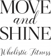 Logo MOVE and SHINE