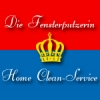 Logo Die Fensterputzerin & Home Clean-Service