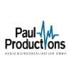 Logo Paul Productions GmbH - das Tonstudio in Hannover
