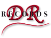 Logo Diamond Roses Records