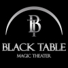 Logo Black Table Magic Theater - Zaubertheater