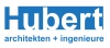 Logo HUBERT I architekten+ingenieure