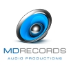 Logo MD RECORDS